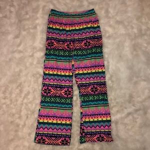 Other - Fuzzy Pajama Pants